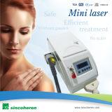 Machine van de Laser van de Verwijdering van de Tatoegering van Nd YAG van de hoogste Kwaliteit de Q Geschakelde voor Verkoop