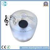 In het groot Goede LEIDENE van de Kwaliteit ZonneLantaarn met Waterdicht en van de Spreker Bluetooth Functie