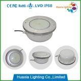 Lampada calda messa dell'indicatore luminoso del raggruppamento di bianco riempita resina LED