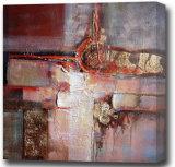 Pintura al óleo abstracta (44)