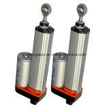 Fisheye Joint DC Linear Actuator para equipamento automático / industrial