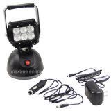 I 1100 lumen magnetici portatili potenti impermeabilizzano il LED Worklamp con l'amo