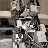 4 Головная Угловойая Гофрируя с Процессом Соединителя Кглов Алюминиевых Окон в Одно Время