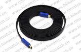 De vlakke Kabel van de Hoge snelheid HDMI - Nieuwste Norm