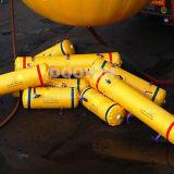 Мешки веса воды испытание Lifeboat