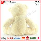 아기 아이를 위한 연약한 장난감 곰 박제 동물 견면 벨벳 곰