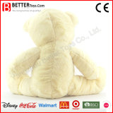 Urso macio do luxuoso do urso da peluche do animal enchido para miúdos/crianças do bebê