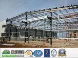 Materialen van de Bouwconstructie van het Huis van de Structuur van het staal de Prefab Nieuwe