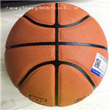 Baloncesto barato de Desgastar-Resistencia modificado para requisitos particulares baloncesto de la PU Sg5250 de la calidad 8pieces 4#5#6#7#