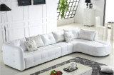 Sofá de couro italiano moderno Fabricante Foshan Gbg Furniture F239