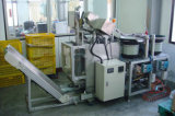 Cadena de producción de la empaquetadora del tornillo