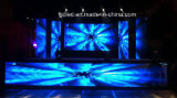 Nouveau mur de publicité d'intérieur chaud de vidéo de l'étalage DEL des produits P3 HD