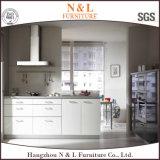 N & L gabinete de cozinha de madeira do projeto novo com bom preço
