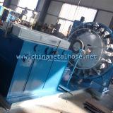 Automatische flexibles Metalschlauch-Stahldraht-Einfassungs-Maschine