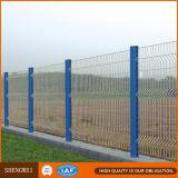 Belüftung-überzogener Maschendraht-Zaun