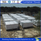 Het geschikte Verwijdering Geprefabriceerde Huis van de Container van de Bouw van het Staal van het Bouwmateriaal van de Structuur van het Staal