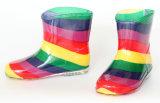 PVCレインブーツのキッズ、子供靴、レインシューズ