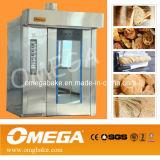 O CE aprovou o forno aquecido gás do cozimento do pão de 32 bandejas (R6080C)