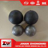 Billes de meulage élevées de broyeur à boulets de fer de moulage de chrome