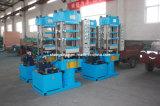 Presse de vulcanisation en caoutchouc de vulcanisation de presse de plaque/presse hydraulique (600X400/1.00MN)