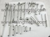 ステンレス鋼の索具のハードウェア
