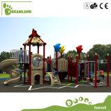 Atacado Colorido plástico Kids Outdoor Equipment Playground
