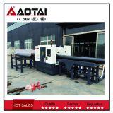 Wenzhou Aotai Nc Hochgeschwindigkeitsrohr-Ausschnitt und abschrägenmaschine Cnp-450