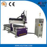 自動ツールの変更CNCのルーターのキャビネット作り装置を切り分ける木木製CNCのルーター