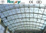 4mm-19mm Tempered Glass avec CE&CCC&ISO Certificate