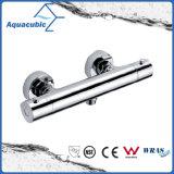 Chromed латунь ванной комнаты Анти--Ошпаривает термостатический Faucet ливня (AF4222-7)