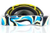 Lunettes confortables de casque de ski de lentille de Revo de courroie réglable d'OEM