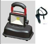 Reflector recargable ligero de múltiples funciones del alto brillo LED LED