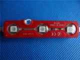 Módulo impermeable de la inyección LED del poder más elevado 5730 con la lente
