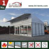 De tente extérieure en aluminium de dôme de qualité demi pour la cabine et le salon
