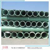 Tubo cinese delle acque luride della fibra del tubo di acqua della vetroresina
