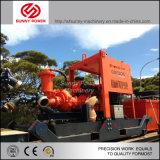 8inch hydraulische Pomp met de Pomp van de Hoge druk voor het Zand van de Mijnbouw