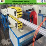 PET-Kurbelgehäuse-Belüftung Sieben-Loch Kabel-Schutz-Rohr-Produktions-Extruder-Maschine