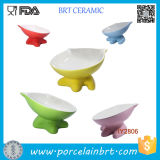 Big cerâmico Head Bowl Water Bowl para o Cat e o Dog