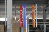 вертикальный генератор энергии ветра ветротурбины оси 2kw