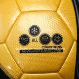 Профессиональные шарики футбола неподдельной кожи спички