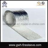 내화성이 있는 알루미늄 호일은 섬유유리 테이프를 박판으로 만들었다