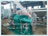 Extrudeuse en caoutchouc de l'alimentation Xj-150 chaude pour la machine d'extrusion de semelle de pneu de tube en caoutchouc