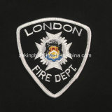 Изготовленный на заказ заплата спасения отделения пожарной охраны пожара логоса