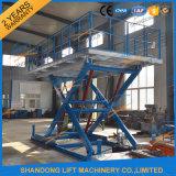 De Hete ONDERDOMPELING die van de hydraulische Lift van de Auto de Lift van de Schaar van de Auto van het Platform met Ce galvaniseren