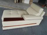 الصين أريكة حديثة, جلد أريكة في يعيش غرفة ([أ012])