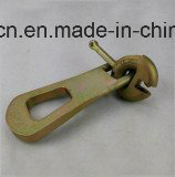Swiftlift Winden-Fertigbeton-anhebendes Ring Clutche Auge (10T, verzinkt)
