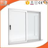 Porta deslizante de alumínio do pátio da ruptura térmica perfeita da vista, vidro da vitrificação dobro da alta qualidade que desliza a porta de alumínio