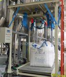 Grande Bag Filling Machine con Roller Conveyor