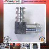 Lavorare lavorante di alluminio personalizzato di CNC