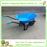 メキシコConstruction Market (WB7406)のための具体的なWheelbarrow Santul Brand